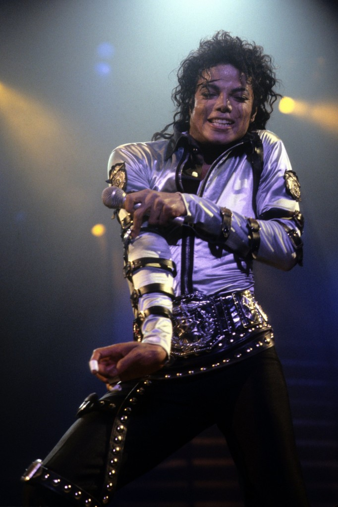 Michael Jackson - File Photos By Kevin Winter
