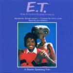 E.T. THE EXTRA TERRESTRIAL (Epic - 1982)