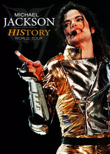 HISTORY WORLD TOUR LIVE IN SEOUL – 1996