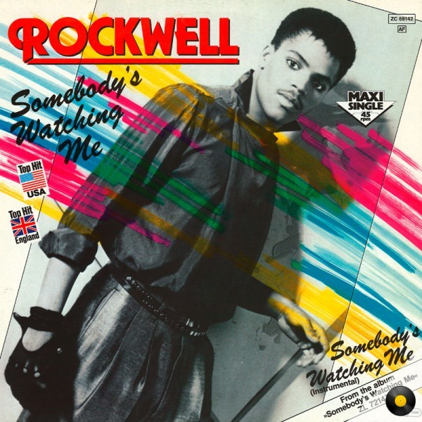 rockwell-somebodys-watching-me
