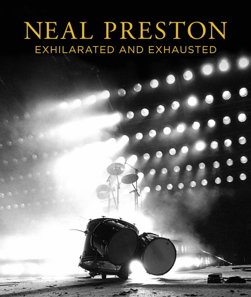 "NOUVEAU LIVRE ""Neal Preston: Exalté et épuisé"" 1510958240861-Neal-Preston-Exhilarated-and-Exhausted-front-cover-copy-866x1024"