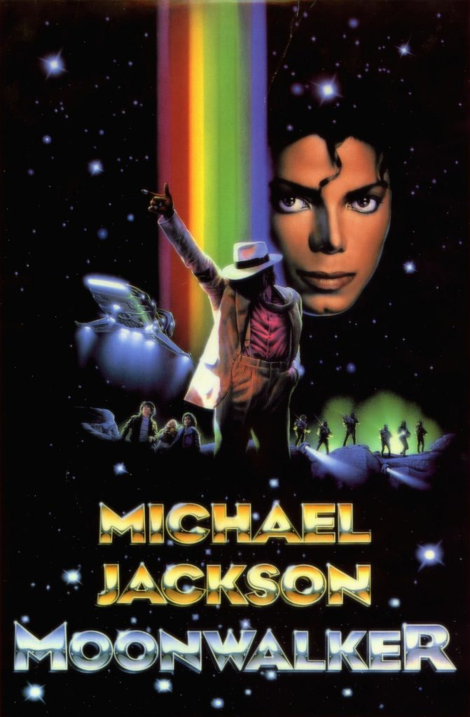 Moonwalker de Michael Jackson est en streaming en HD sur Amazon Prime! Moonwalker-poster-671x1024