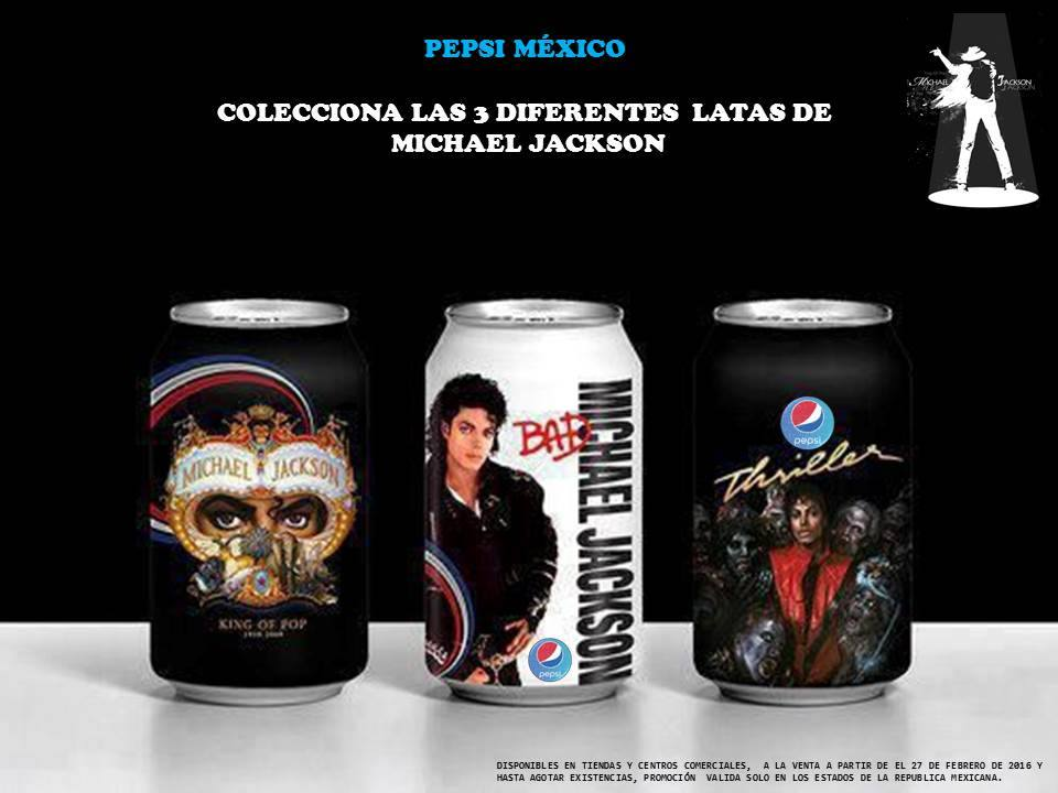 new pepsi cans in mexico