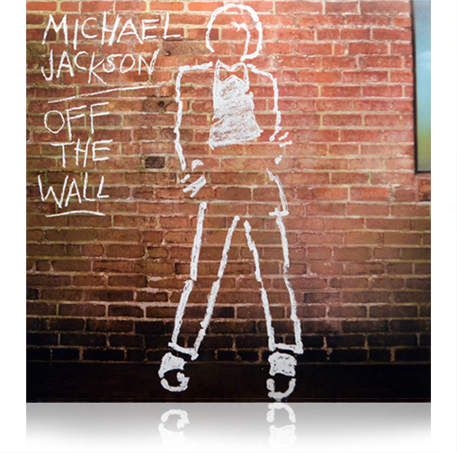 The Making of… Off the Wall cover art by Nate Giorgio  