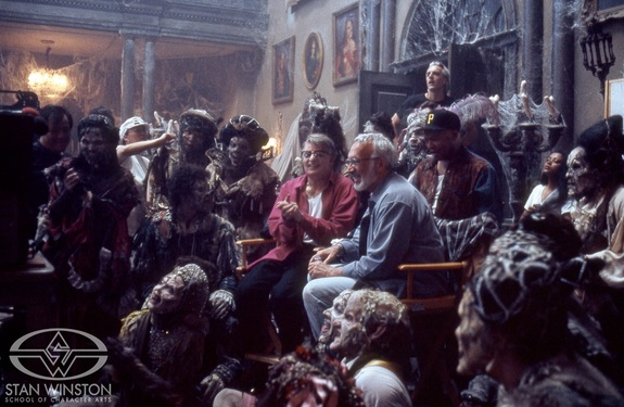 Michael jacksons ghosts go behind the scenes at stan winston studio and i really enjoyed making the film with michael he was a complete professional throughout the process the consummate performer freerunsca Image collections