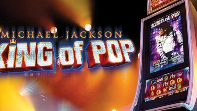 Micheal Jackson Slot Machine