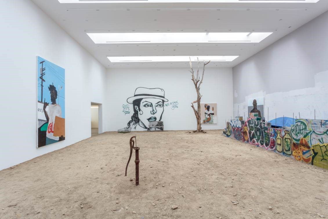 Art Shows To See In L A This Week Including A Mj Mural