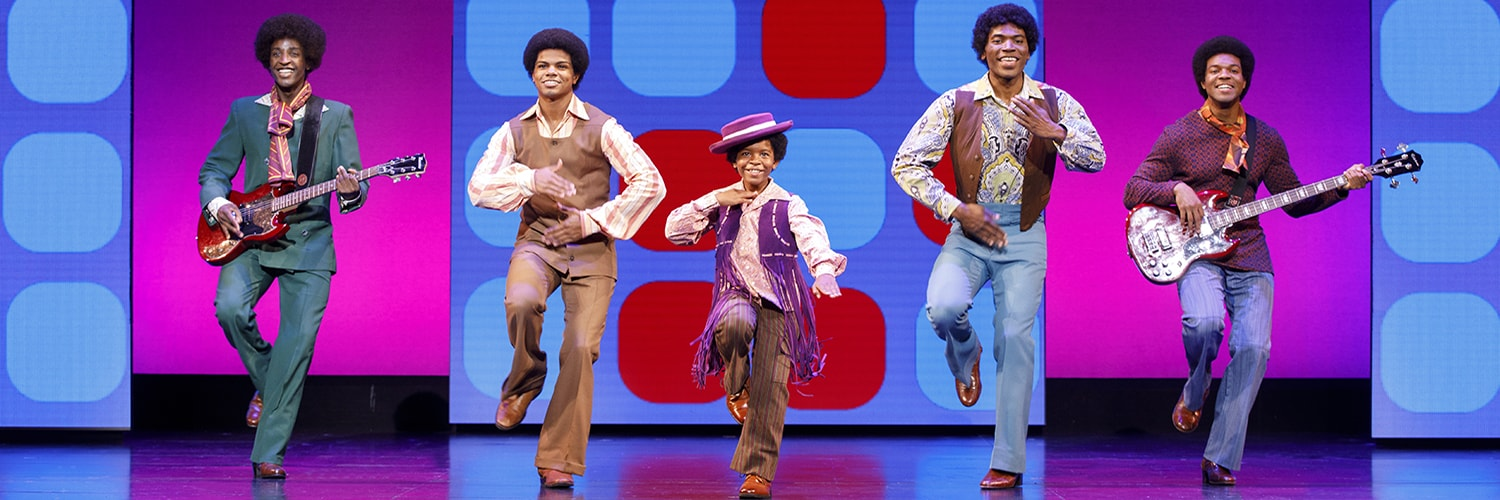 Do you want to be Michael Jackson in Motown the Musical?  