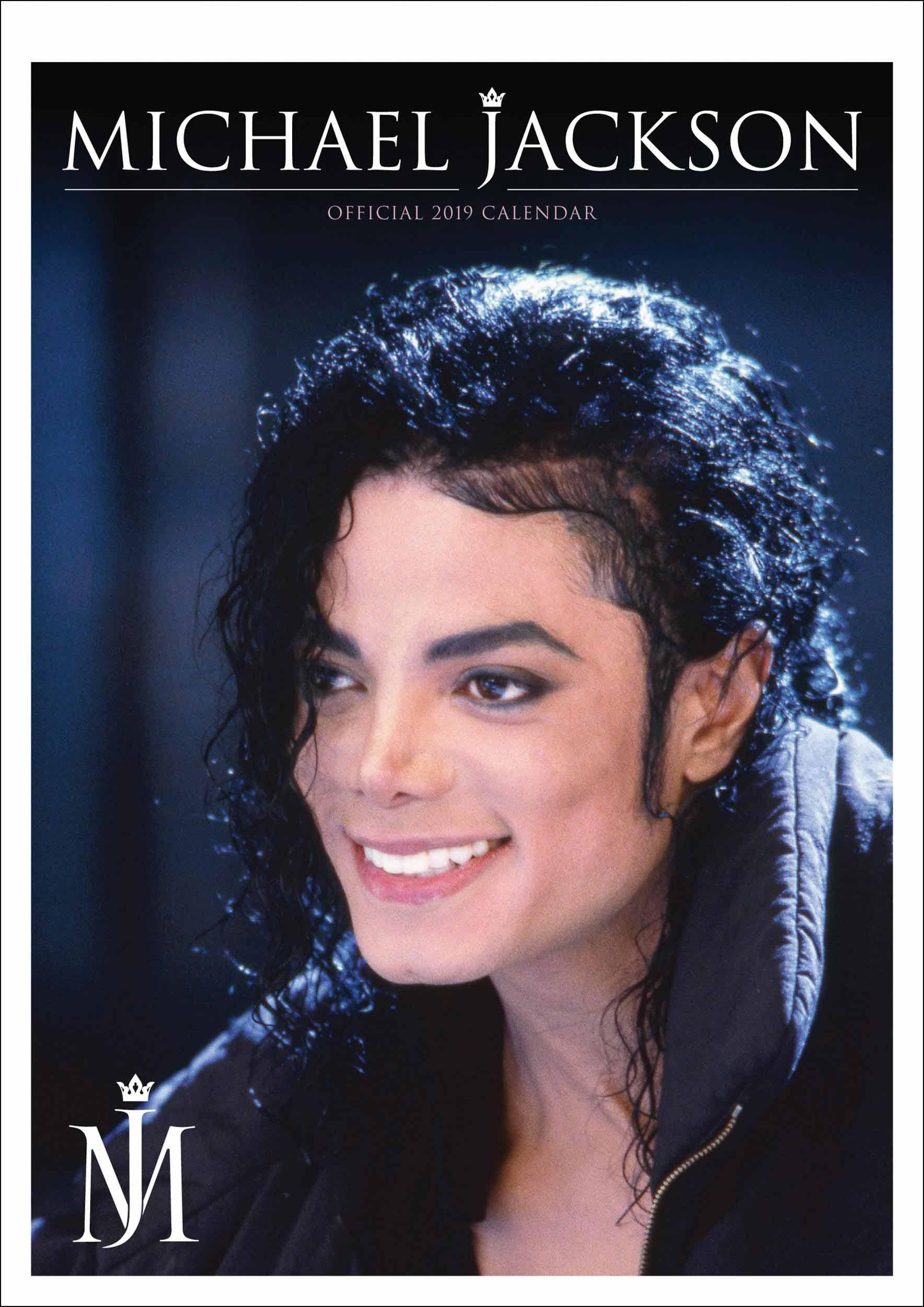 UK Official Michael Jackson 2019 Calendars