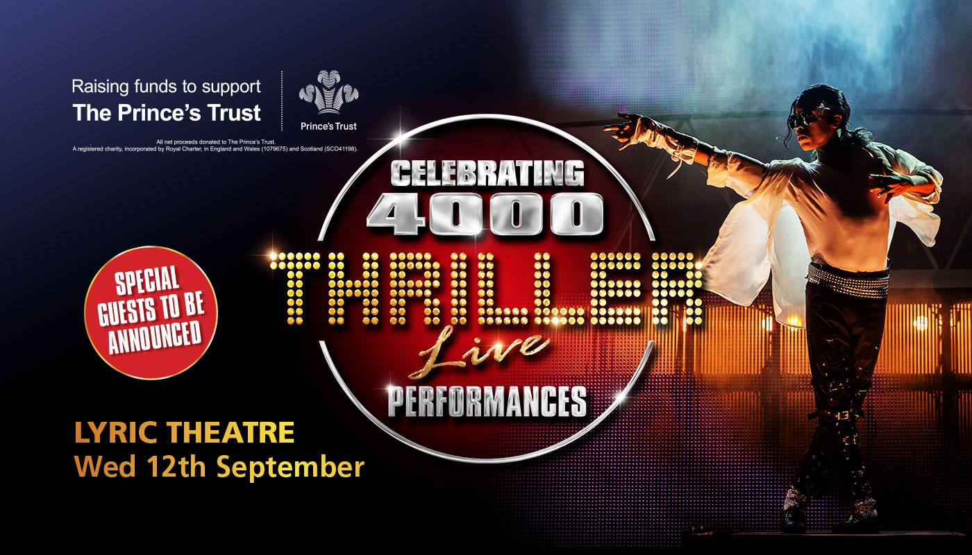 Thriller Live pour célébrer un spectacle record de 4 000 West End 37406459_10156599024398221_8931959085641760768_o