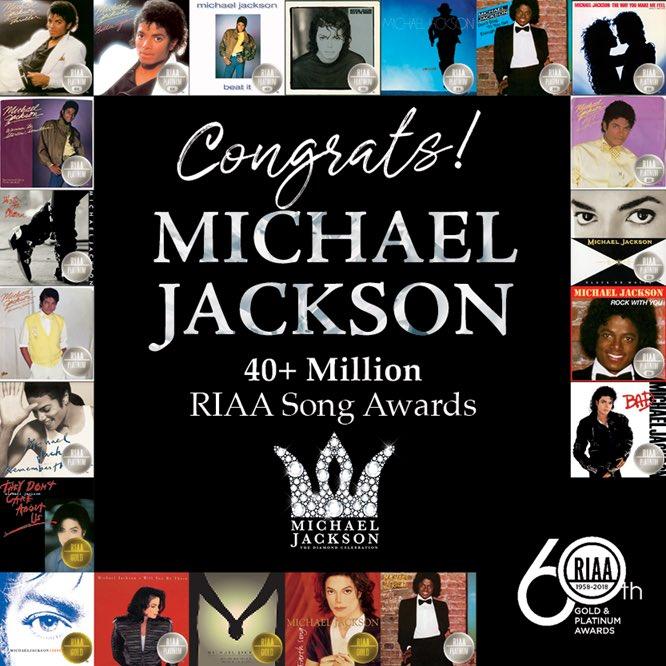 Le catalogue de Michael Jackson remporte de nouveaux prix Gold & Platinum DlTCphxUcAIyxeR