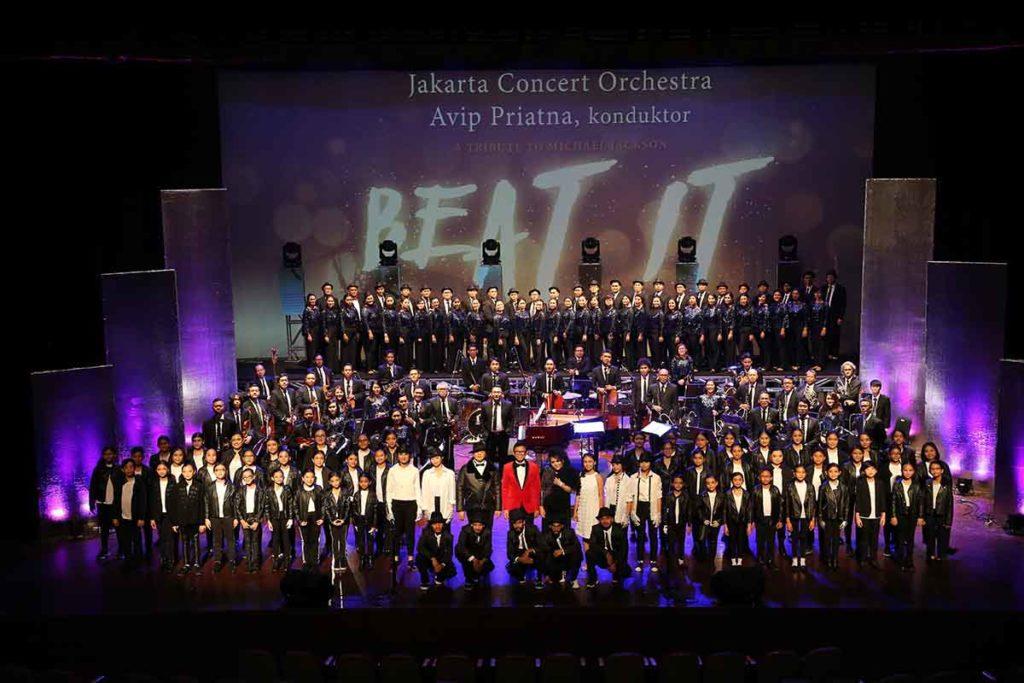 Jakarta a rendu hommage à Michael Jackson avec un concert Beat  Jakarta-1-1024x683