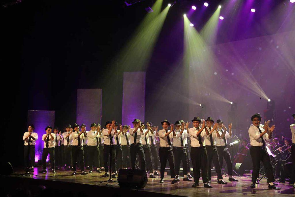 Jakarta a rendu hommage à Michael Jackson avec un concert Beat  Jakarta-2-1024x683