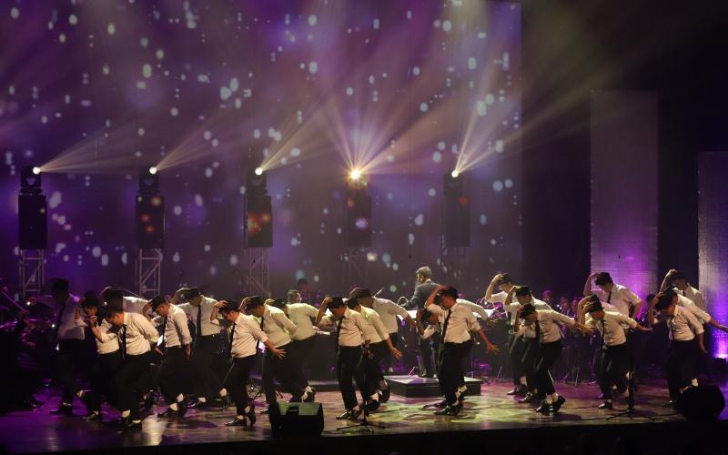 Jakarta a rendu hommage à Michael Jackson avec un concert Beat  Jakarta-5
