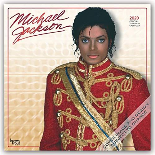 Calendario 2020 16.Preview On The Official Michael Jackson 2020 Calendar