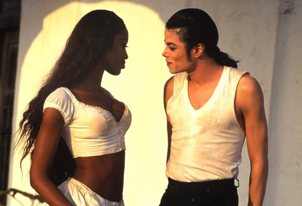 Naomi Campbell tells her story with Michael Jackson |