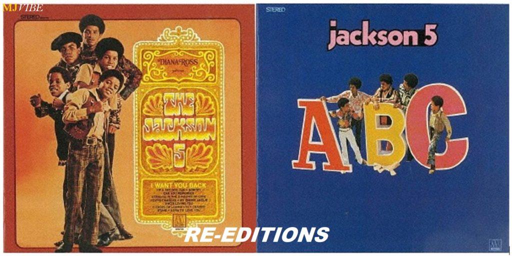 """Rééditions de """"Diana Ross présente les Jackson 5"""" et """"ABC"""" de retour au Japon Re-editions-Jp-1024x512"""