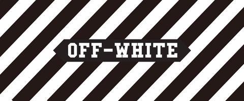 Virgil Abloh continue d'honorer Michael Jackson  en blanc cassé ™ Off-white-logo-01