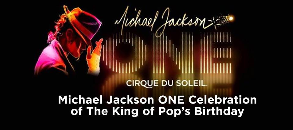 Amazing The Seventh Annual Birthday Celebration At Michael Jackson One Funny Birthday Cards Online Barepcheapnameinfo