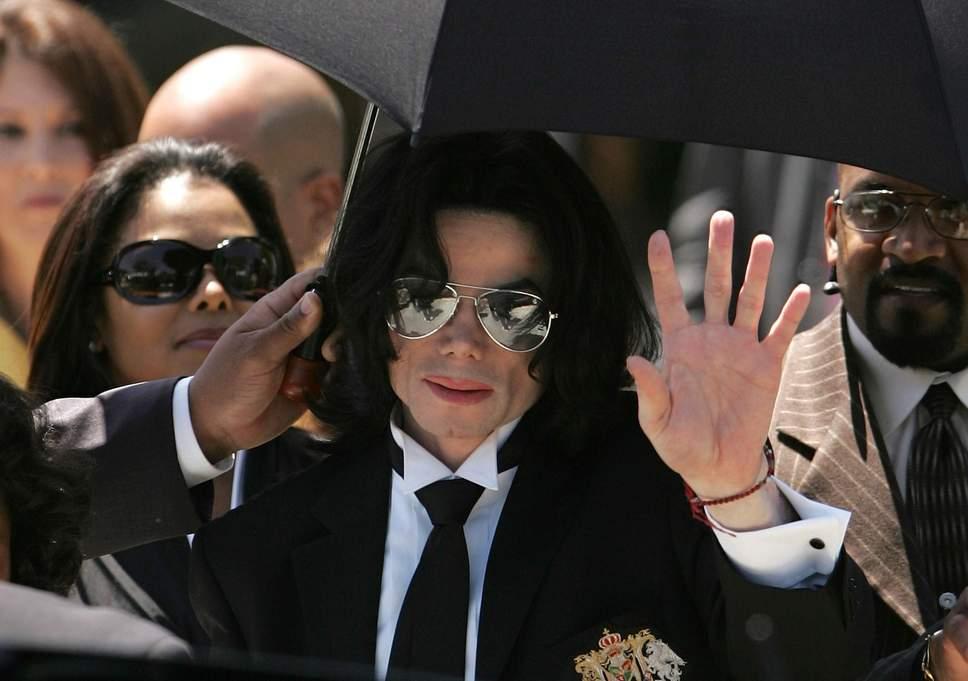 L'importance du verdict Michael Jackson: 14 ans plus tard. Michael-jackson-trial