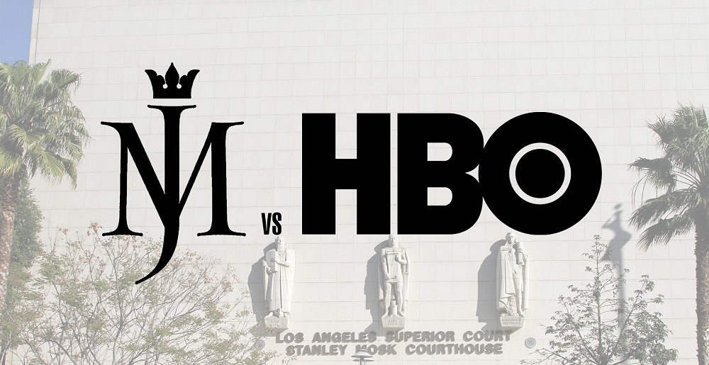 La Michael Jackson Estate a rempli un mémorandum d'opposition contre HBO. ESTATE-vsHBO