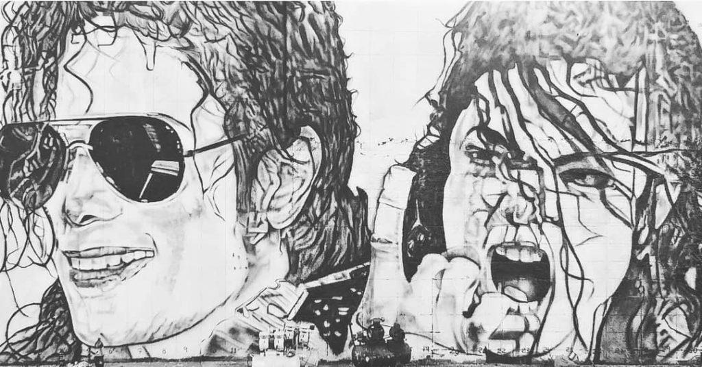 La nouvelle murale de Michael Jackson sera bientôt à São Paulo Paolo02-1024x536