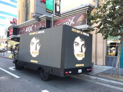MJ Innocent group strikes outside the Emmys | MJVibe