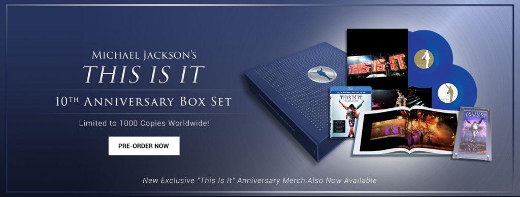 MICHAEL JACKSON'S THIS IS IT 10TH ANNIVERSARY BOX SET O TII-Box-set-1024x389