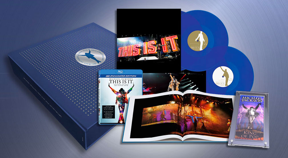 """VIDEO: """"THIS IS IT"""" 10th Anniversary Box set Unboxed  TII-box"""