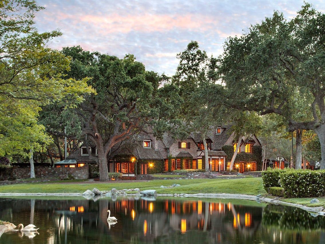 Neverland Ranch Adresse