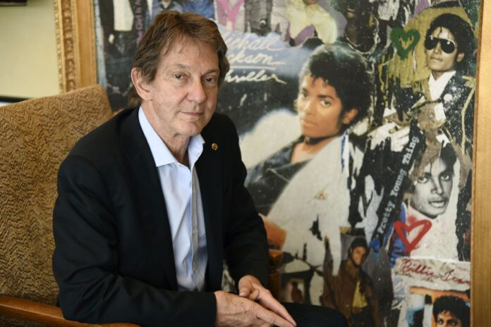 John Branca speaks to Billboard about Sony/ATV Publishing Branca-01-696x464