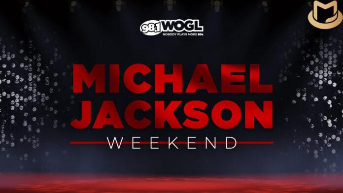 Michael Jackson Weekend on 98.1 WOGL WOGLMichaelJacksonWeekend-696x392