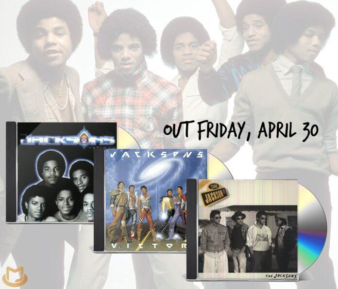 Élargissement des éditions numériques des albums Jacksons Studio - Triumph, Victory et 2300 Jackson Street - Sortie le vendredi 30 avril  Digital-J5-696x594